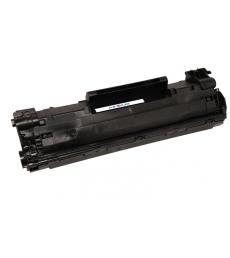 Cartouche d'impression laser noire compatible recyclée pour Canon - 2100 pages - 728