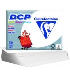 Carton de 5 rames de 500 feuilles de papier CLAIREFONTAINE DCP 1800 - A4 80g - blanc