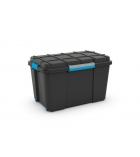 Boîte CEP Scuba box noir - 110 litres