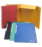 Paquet de 50 chemises carte EXACOMPTA Scotten - 3 rabats avec élastique