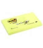 Recharge Z'Notes POST-IT - 76 x 127 mm - jaune pastel