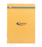 Bloc-notes Master 200 pages A4 - 5 x 5 - 70g