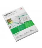 Boîte de 100 pochettes de plastification High Speed - A4 - 100 microns par face