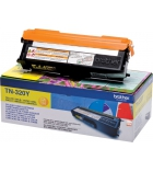 Cartouche d'impression laser couleur jaune BROTHER  1500 pages - TN320Y