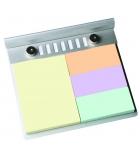Notes sur socle petit format - socle BPR 22 + la recharge pastel RPR 22