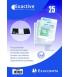 Paquet de 20 pochettes EXACOMPTA Exactive - A4 - 10/100