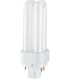 Tube fluorescent - G24Q2 - 18 watts - 1250 LM