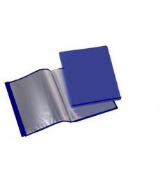 Protège-documents polypro - 10 pochettes/20 vues