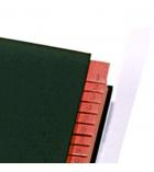 Trieur numérique toilé EXTENDOS - 31 compartiments