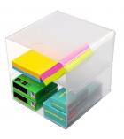 Cube de rangement - 2 étagères
