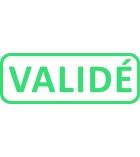 """Tampon TRODAT- X printy - encrage automatique """"validé"""""""