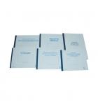 Registre inspection du travail comité d'hygiène et de sécurité ELVE - 1465 - 20 pages - 220x280mm