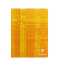 Cahier piqûre CLAIREFONTAINE - 63362 - 96 pages - 24 x 32 cm - 5 x 5