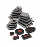 Boîte de 10 recharges de cassettes pré-encrées COLOP 6/C30A - noir