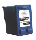 Cartouche d'impression jet d'encre 3 couleurs compatible recyclée pour HP - K20116 - C6657A