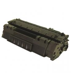 Cartouche d'impression laser noire compatible recyclée pour HP - 3000 pages - K12334OW - Q7553A