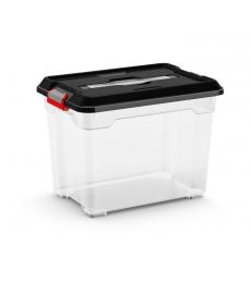 Boîte CEP Moover Box cristal - 18 litres