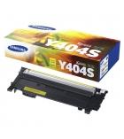 Cartouche d'impression laser jaune SAMSUNG 1000 pages - CLT-Y404S