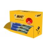 Pack 20+4 marqueurs permanents BIC - Onyx 1481 - pointe biseautée