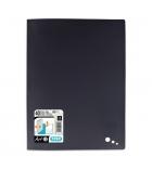 Protège-documents A4 polypro ELBA Art Studio 40 pochettes/80 vues
