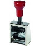 Numéroteur REINER B6 - cage métallique - 4,5 mm