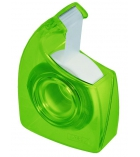 Dévidoir TESA Green Easy Cut + 1 rouleau transparent