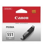 Cartouche d'impression jet d'encre noire CANON 1100 pages - CLI-551BK