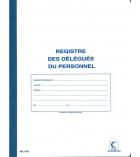 Registre délégués du personnel ELVE - 1470 - 40 pages - 320 x 250 mm