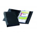 Porte-cartes de visite DURABLE Visifix - 25,5 x 14,5cm - pour 96 cartes