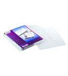 Sachet de 10 pochettes extensibles polypro ELBA - incolore