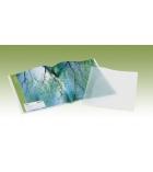 Paquet de 12 pochettes de présentation double TARIFOLD T-Collection - pour A4