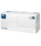 Paquet de 300 serviettes TORK 2 plis blanches 29 x 29 cm