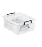 Boîte de rangement CEP Strata avec ouverture de front 20 litres