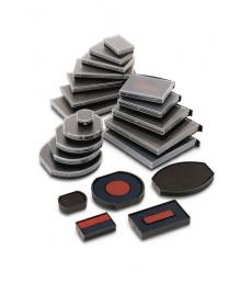 Boîte de 10 recharges de cassettes pré-encrées COLOP 6/CR30A - noir