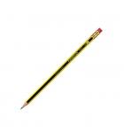 Boîte de 12 crayons STAEDTLER - Noris 122 - HB - avec gomme