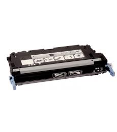 Cartouche d'impression laser noire compatible recyclée pour HP - 6000 pages - K12254OW - Q6470A