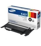 Cartouche d'impression laser couleur noir SAMSUNG 1500 pages - CLT-K4072S