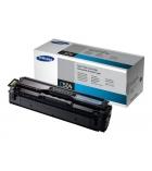 Cartouche d'impression laser couleur cyan SAMSUNG  1800 pages - CLT-C504S