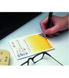 """Bloc POST-IT - notes repositionnables imprimées - """"Message téléphonique"""" - 102 x 149 mm"""