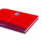Cahier brochure OXFORD Essentials - 192 pages - A4 - 5 x 5