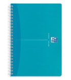 Cahier spirale OXFORD My Colours - 180 pages - A5 - 5 x 5