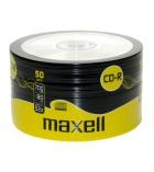Pack de 50 CD-R 80 XL sous film 52x - 700 Mo