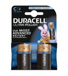 Paquet de 2 piles DURACELL - Ultra Power LR14