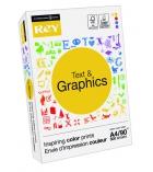 Ramette de papier 500 feuilles INTERNATIONAL PAPER Rey Text & Graphics - A4 - 90g