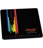 Boîte métal de 20 feutres de coloriage BIC - Conté - couleurs vives