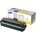 Cartouche d'impression laser jaune SAMSUNG 3500 pages - CLT-Y506L