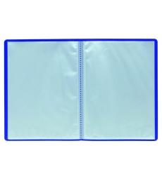 Protège-documents polypro - 20 pochettes/40 vues