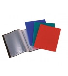 Protège-documents polypro - 100 pochettes/200 vues