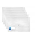 Lot de 25 enveloppes VIQUEL Propyglass - A4