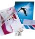Boîte de 50 pochettes de plastification brillantes - A4 - 250 microns  par face